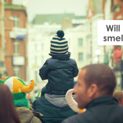will it smell